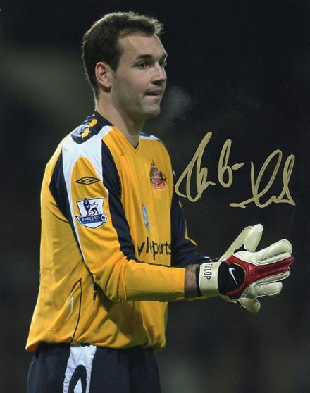 Marton Fulop, Sunderland & Hungary, signed 10x8 inch photo.